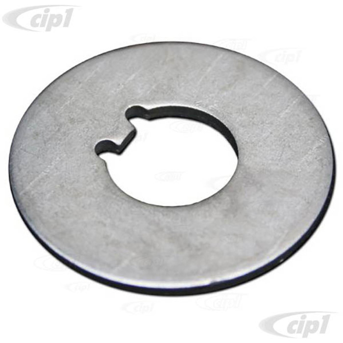 C33-S01121 - (211405661 - 211-405-661) - GERMAN QUALITY FROM C&C U.K. - FRONT SPINDLE THRUST WASHERS - (FIT BETWEEN BEARING AND LOCK NUT) - BUS 8/50-8/63 - SOLD EACH