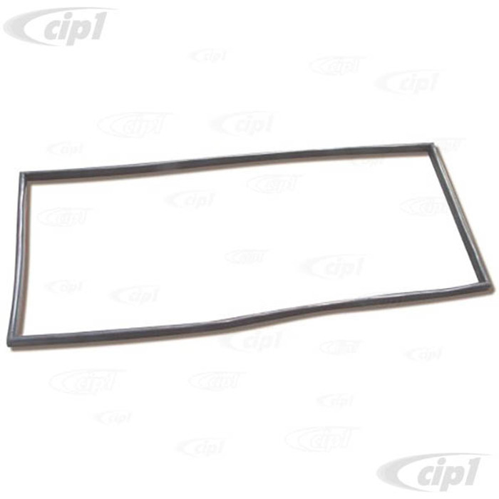 C33-S01676 - (211827711 - 211-827-711) - GERMAN QUALITY FROM C&C U.K. - ENGINE LID SEAL - BUS 68-71 - SOLD EACH