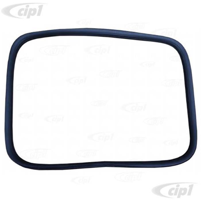 C33-S28293 - (265845322 - 265-845-322) - GERMAN QUALITY FROM C&C U.K. - CREW CAB SIDE WINDOW SEAL FOR FIXED WINDOW - BUS 68-79 - SOLD EACH