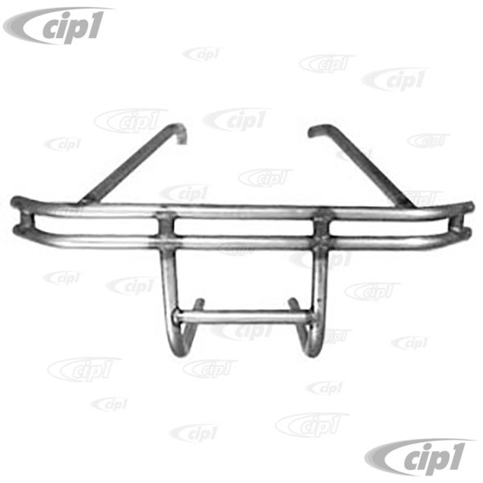 ACC-C10-1175 - EMPI 00-3078-0 - 1-1/2 INCH DIA. REAR BAJA DOUBLE TUBE BUMPER WITH MOUNTING HARDWARE - FIRE WALL MOUNT - SOLD EACH