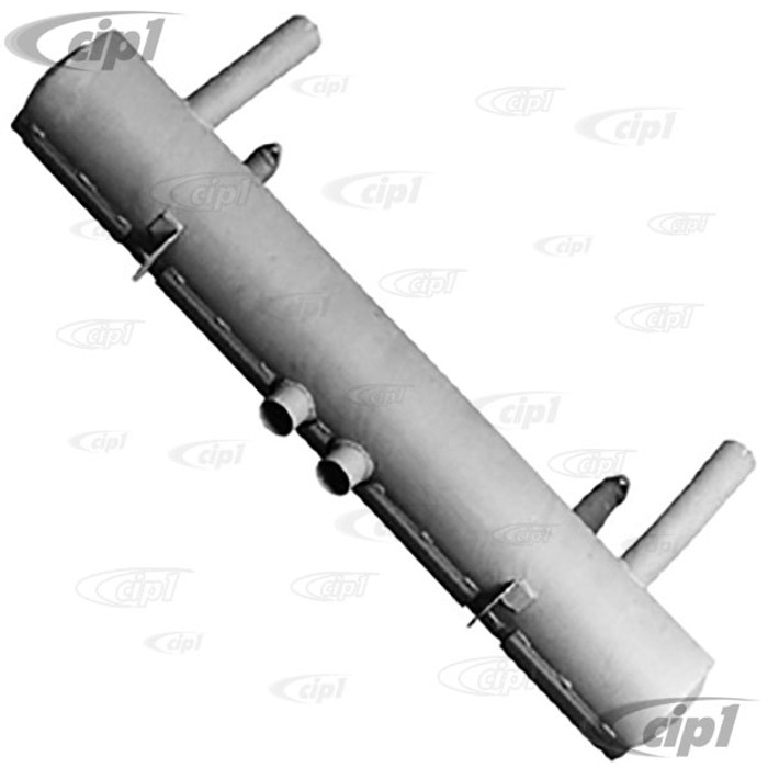 P-616-111-010-05 - OE STYLE STOCK REPLACEMENT MUFFLER - 356 60-65 / 912 65-69 ENGINE - SOLD EACH