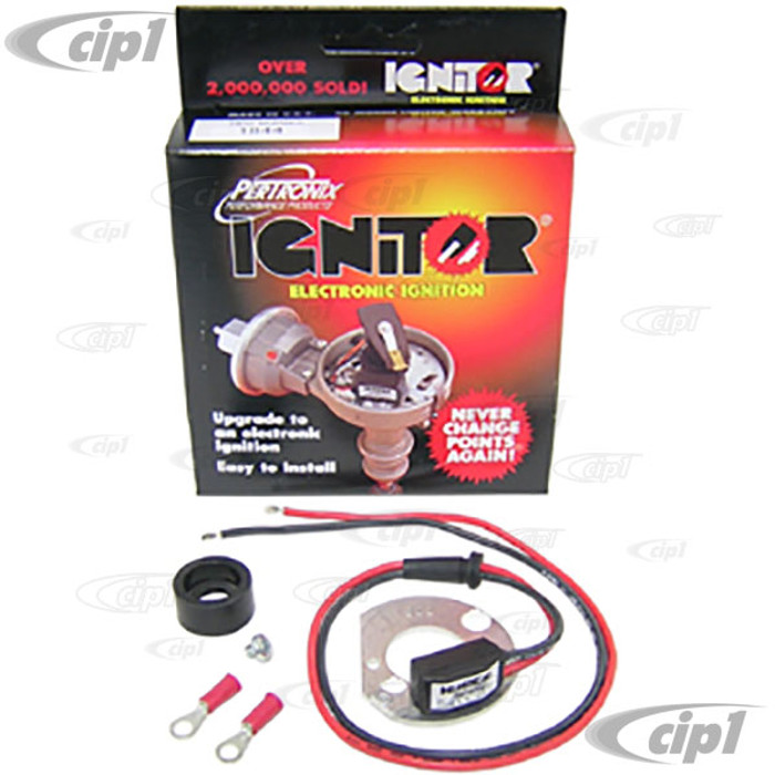 PER-1844 - PERTRONIX ELECTRONIC IGNITION FOR BOSCH 010 DISTRIBUTORS - 912 67-89 ENGINE - SOLD KIT