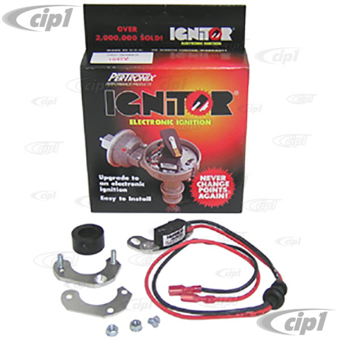 PER-1847 (1847V) - PERTRONIX ELECTRONIC IGNITION FOR STOCK VACUUM ADVANCE BOSCH DISTRIBUTORS - BEETLE 69-79 / GHIA 69-74 / BUS 69-79 - SOLD KIT