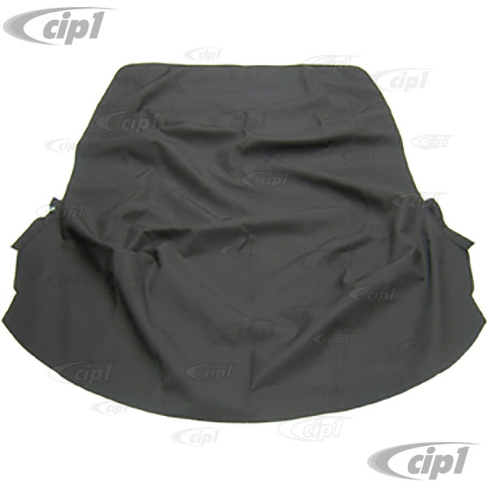 T22-1310-32 - CONVERTIBLE TOP BROWN CANVAS BEETLE 50-57