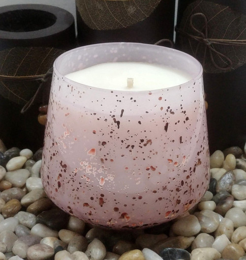 Love Jar Pink/Rose Gold Scented
