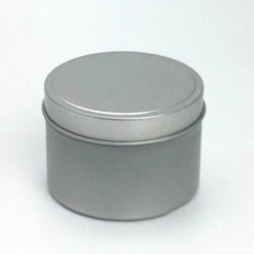 Bulk Buy 24 x Travel Tin Matte Black, White, Copper or Silver 4oz Scented
