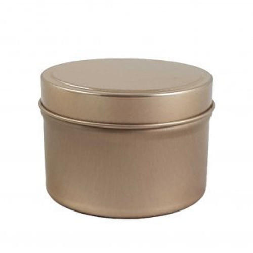 Bulk Buy 36 x Travel Tin Matte Black, White, Copper or Silver 4oz Scented