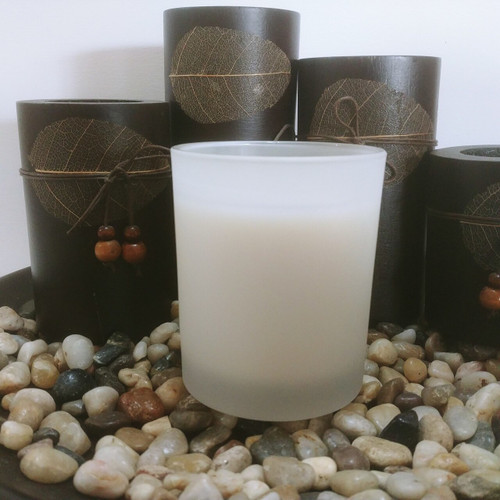 Oxford Votive Frosted Scented