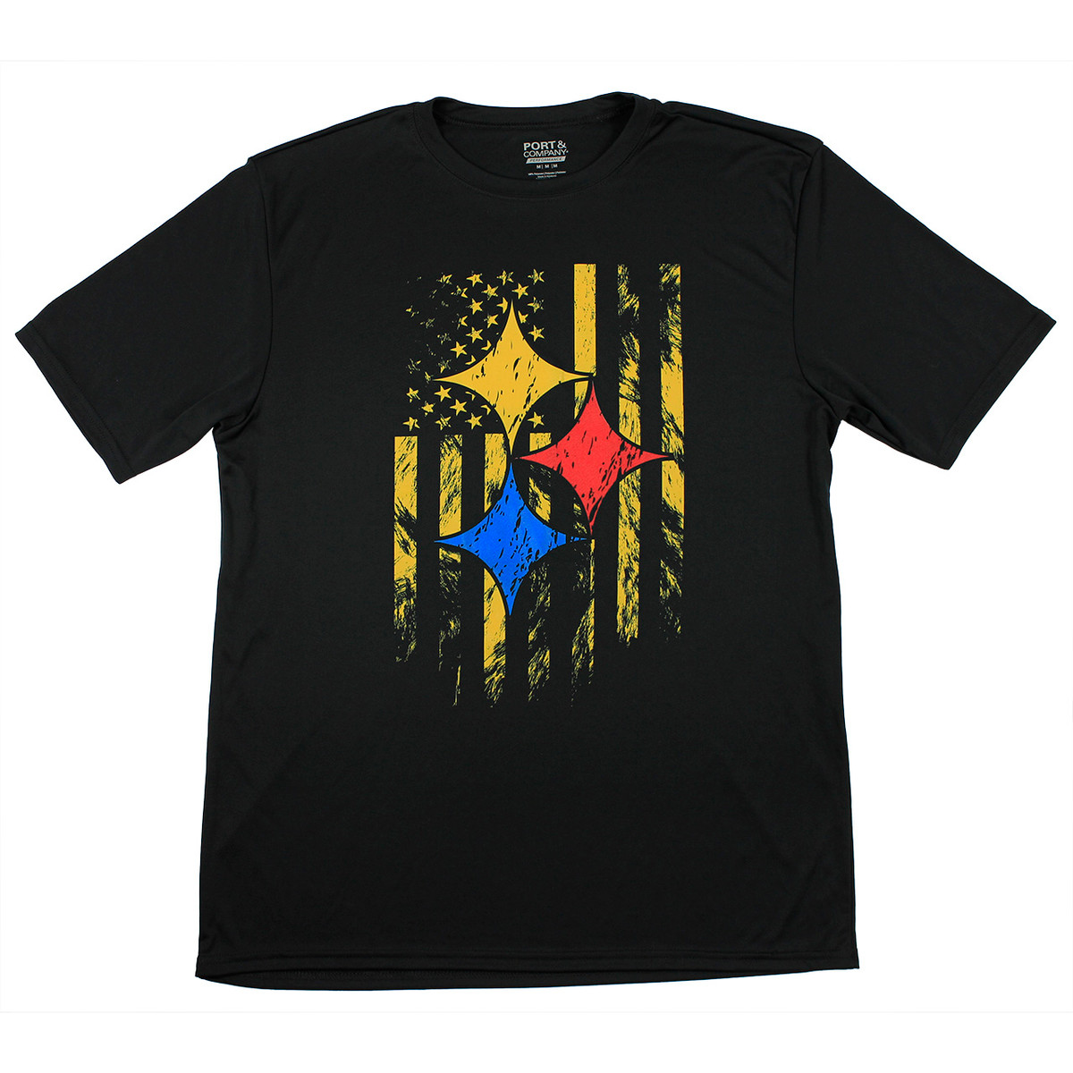 Steelers Distressed Flag