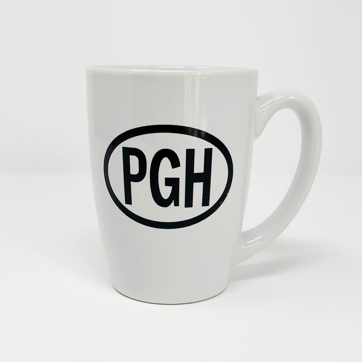 PGH Tall Coffee Mug