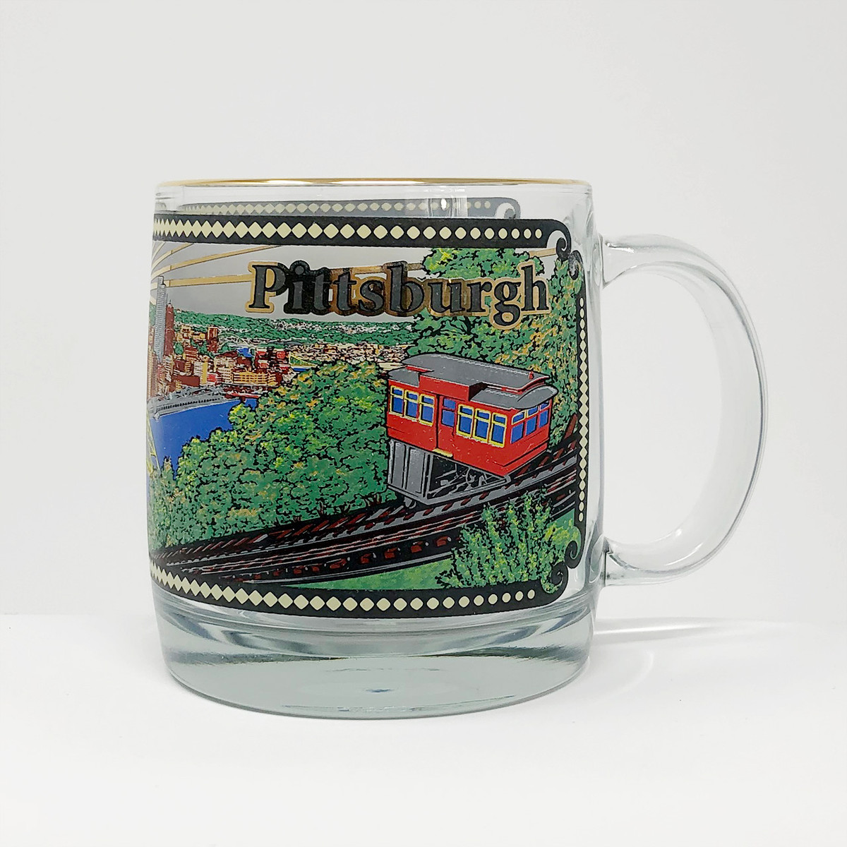 PGH Glass Incline Mug