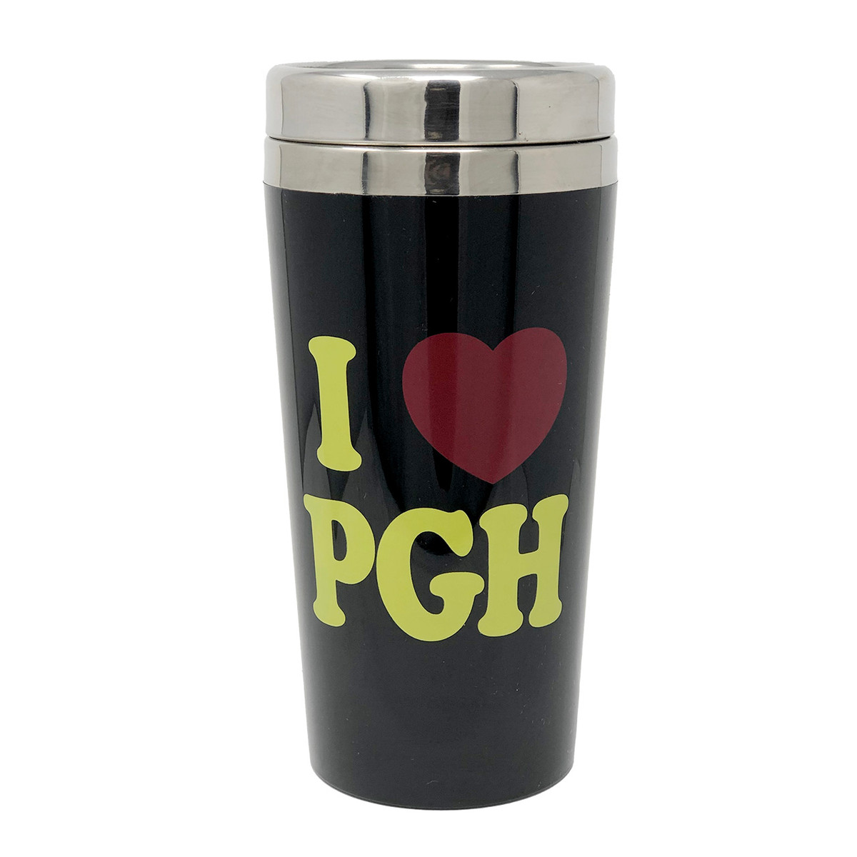 I Heart Pgh Insulated Tumbler