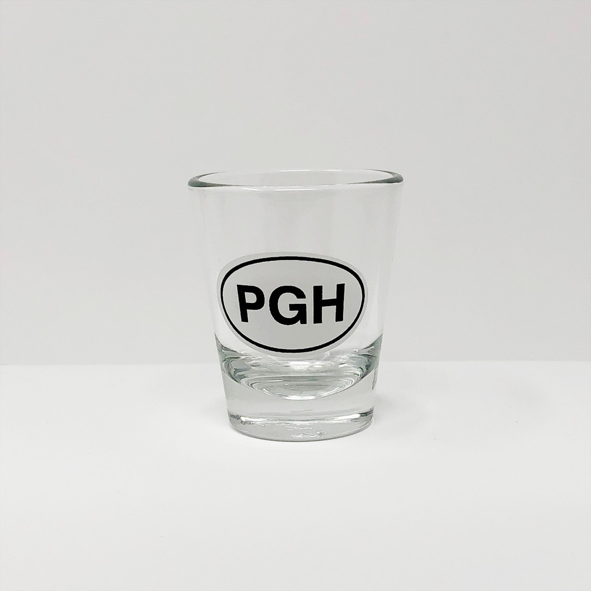 PGH Shot Glass