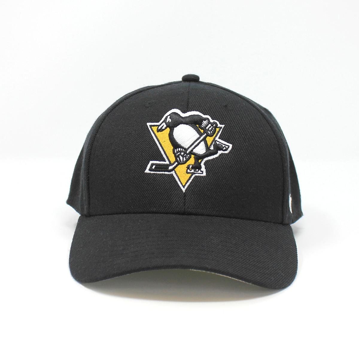 47 MVP Penguins Logo Adjustable Hat