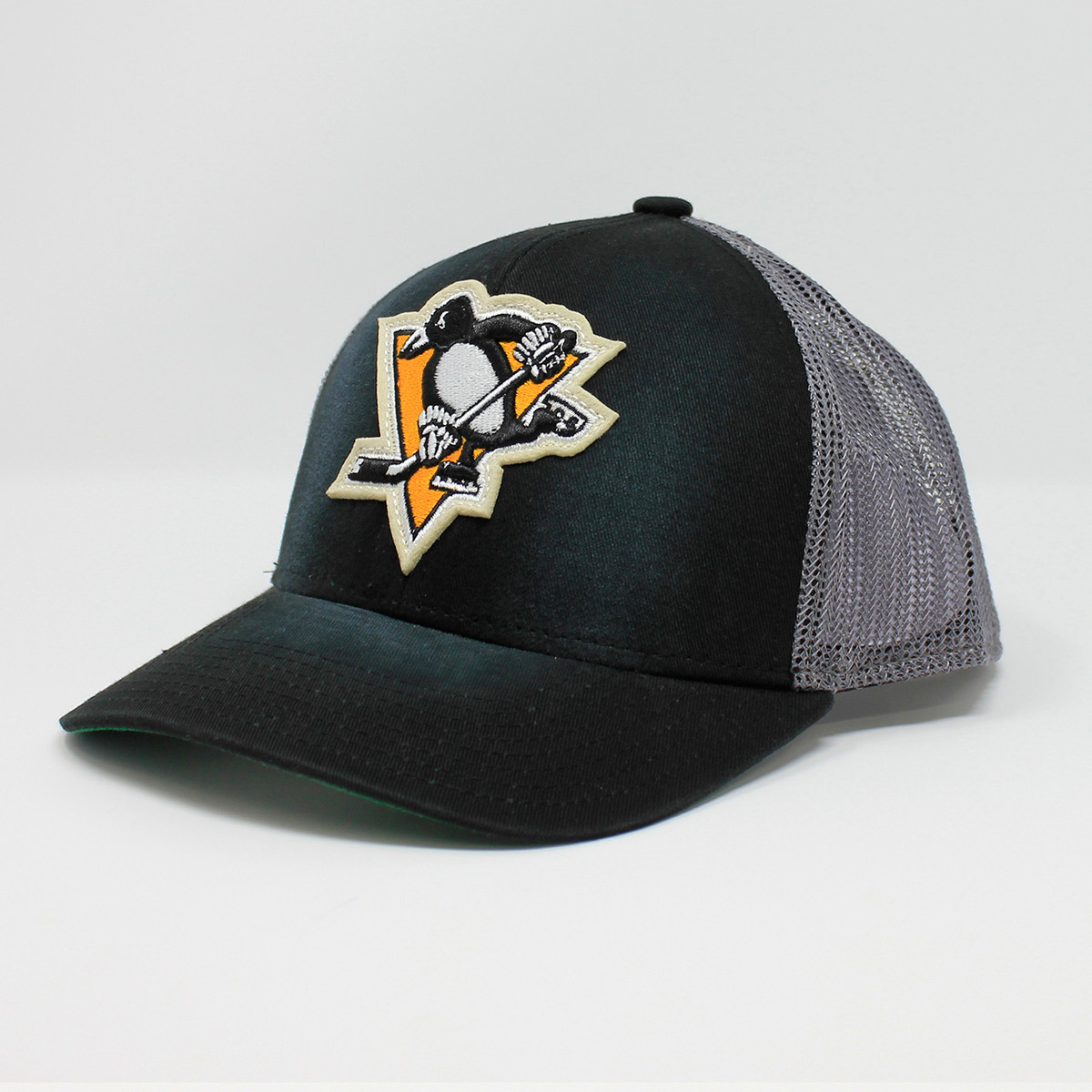 NHL Penguins Meshback Trucker