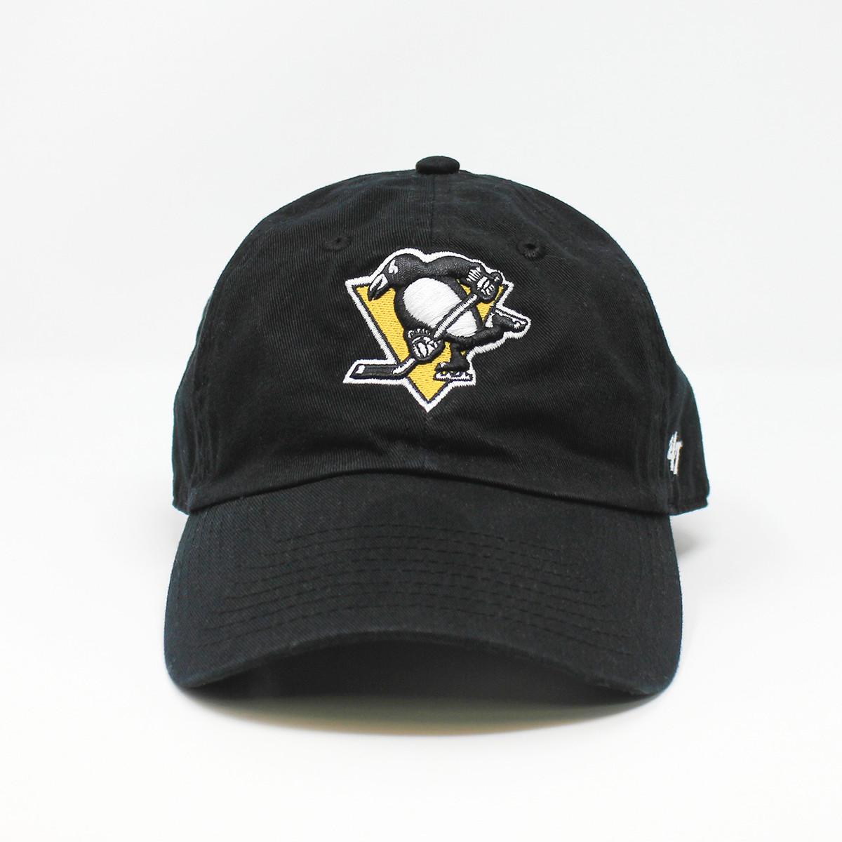 47 Clean Up Penguins Logo Cap