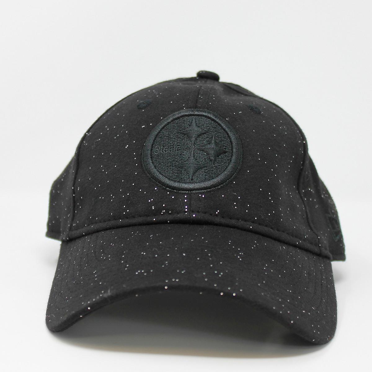 New Era 9Twenty Sparkle Steelers Logo Cap