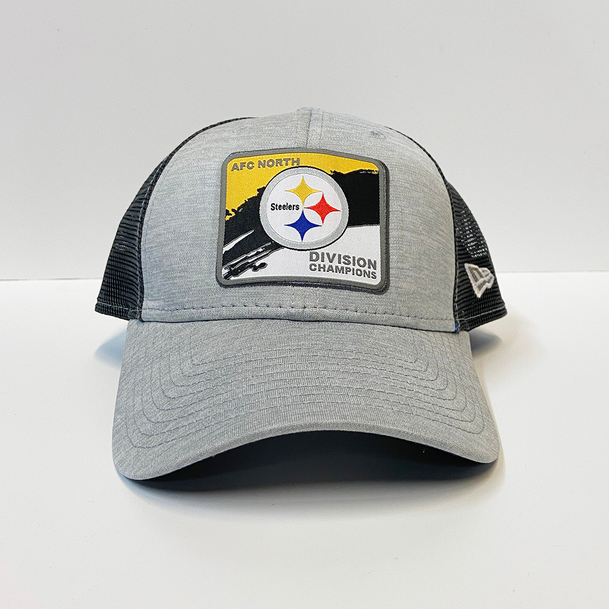 2020 Steelers AFC North Division Champions Mesh Hat