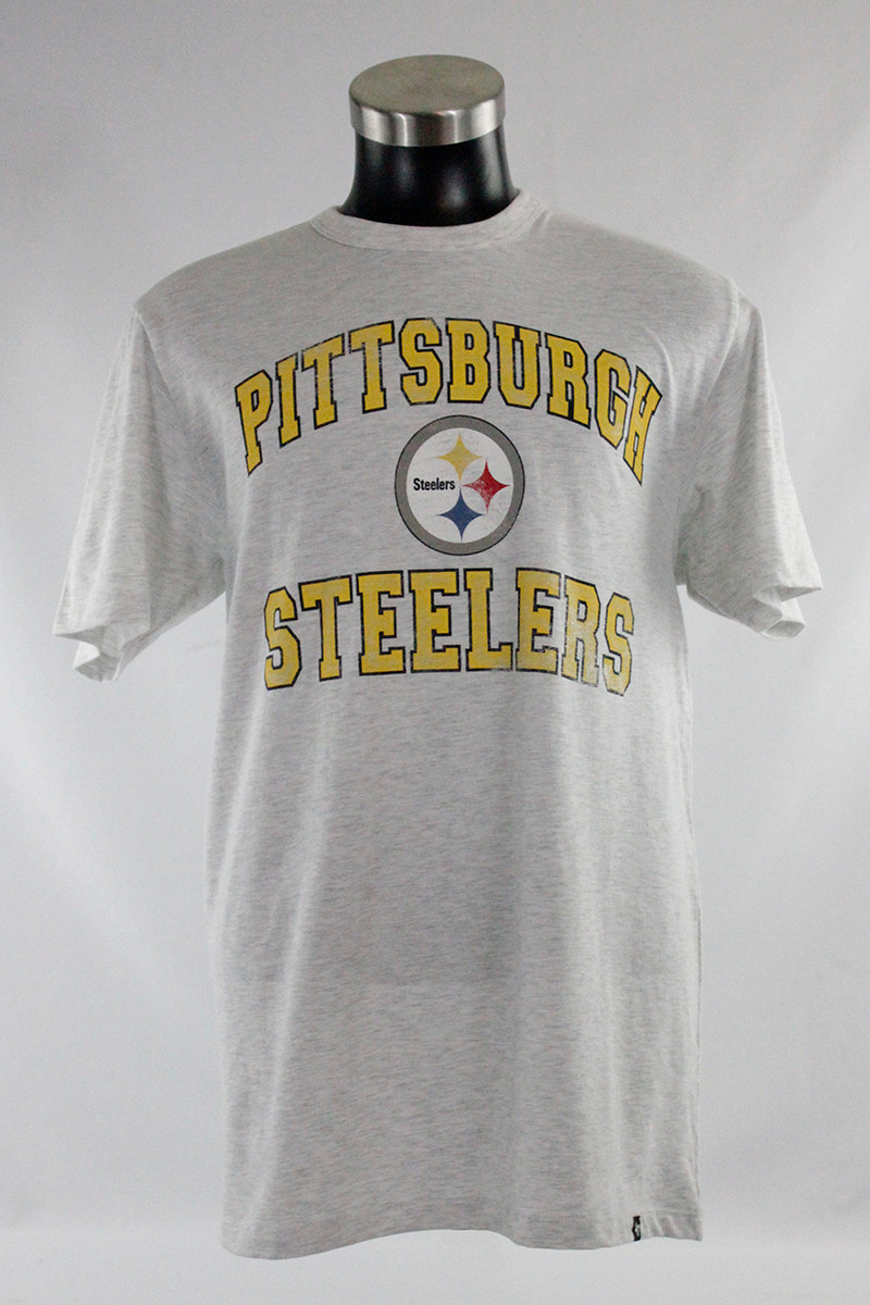 PITTSBURGH STEELERS UNION ARCH '47 FRANKLIN TEE