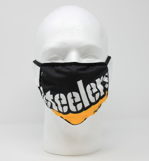Steelers Banner Mask