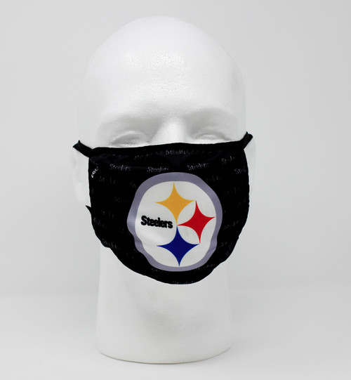 Steelers Logo Mask