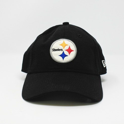 New Era Glisten Steelers Logo Cap