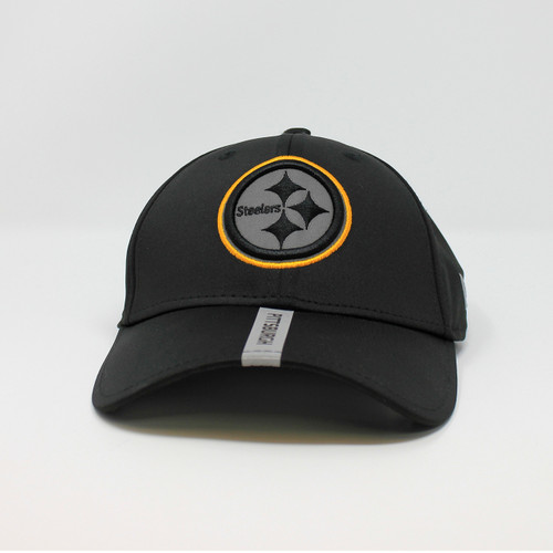 New Era Official 9Forty Steelers Logo Cap