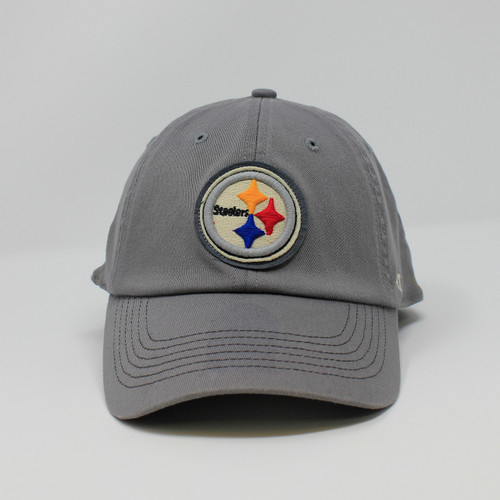 47 Steelers Logo Stretch Fit Cap