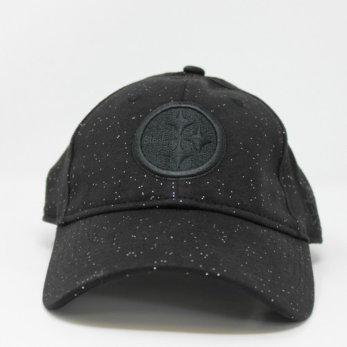 New Era 9Twenty Sparkle Steelers Logo Cap