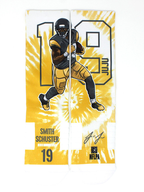 JuJu Smith-Schuster Action Sock