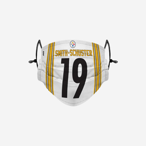Juju Smith-Schuster Pittsburgh Steelers Adjustable Face Cover