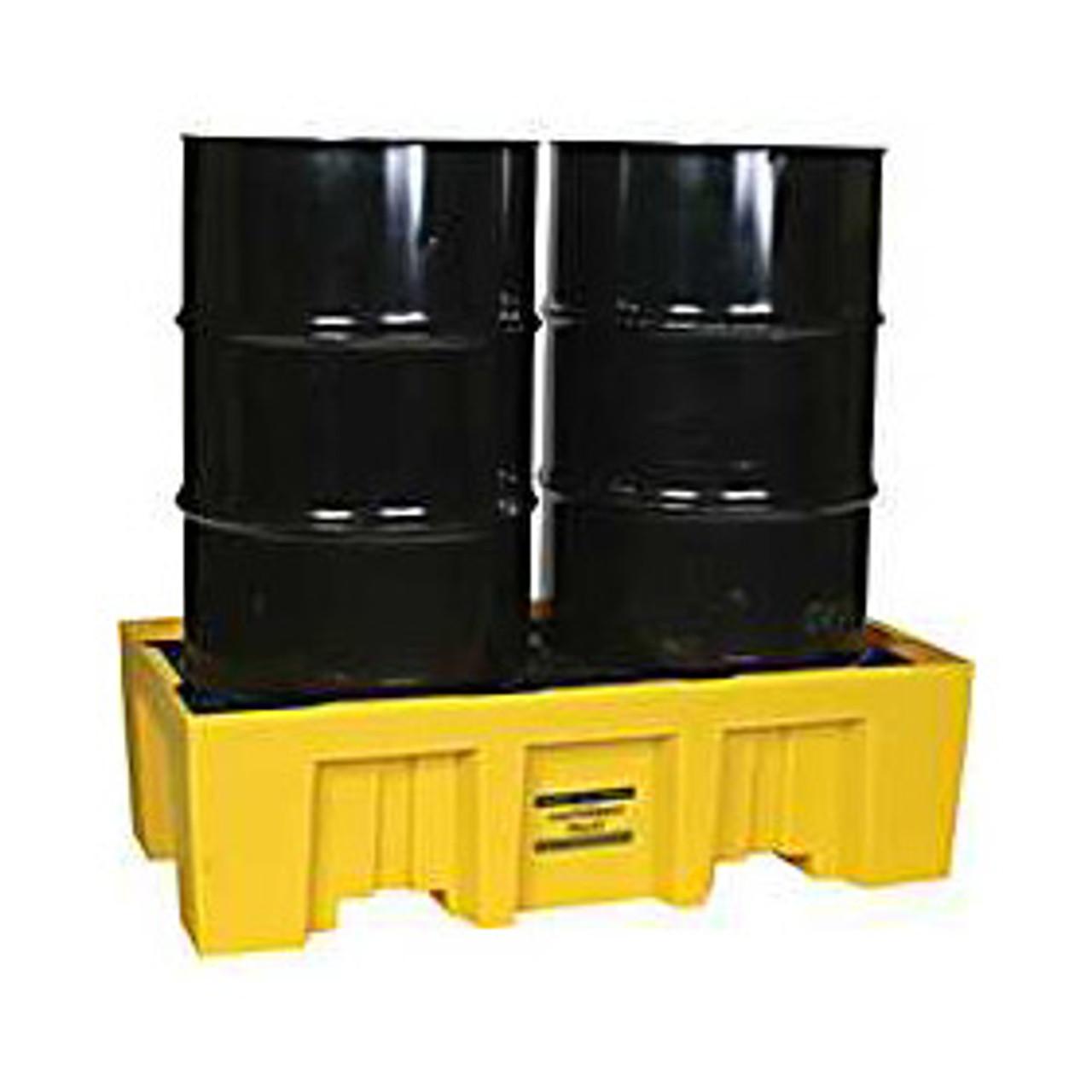2-drum Pallet Unit