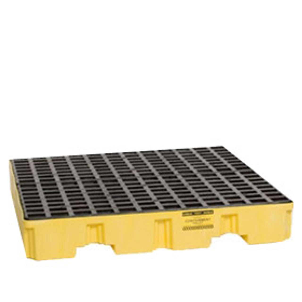 4-drum Spill-Containment Pallet