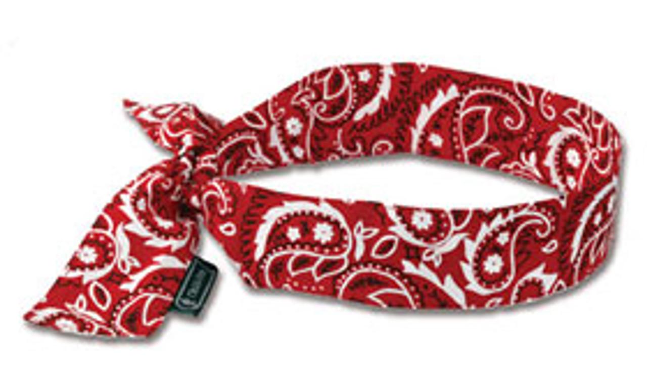 Red Bandana/Headband