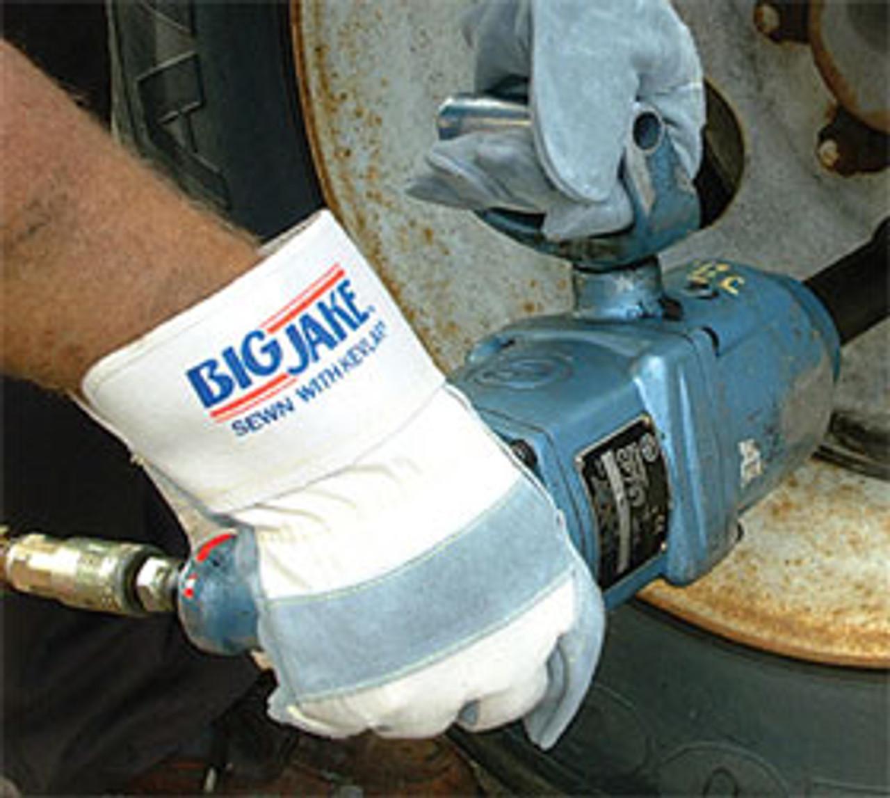 Big Jake Leather Gloves