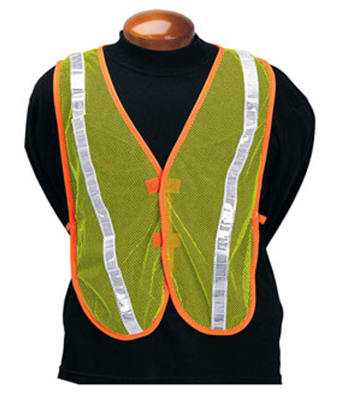 Lime Blaze Safety Vest