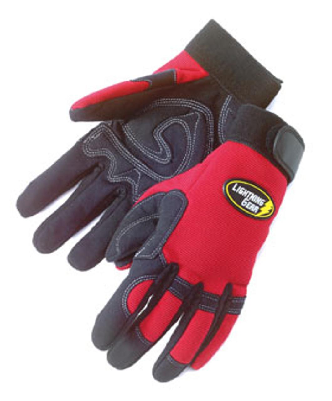 Crimson Warrior Glove