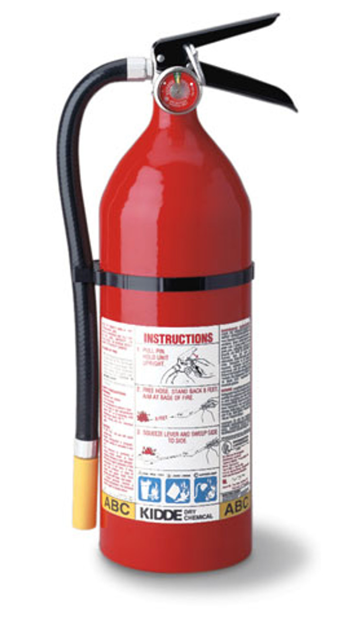 Pro 5 MP Fire Extinguisher
