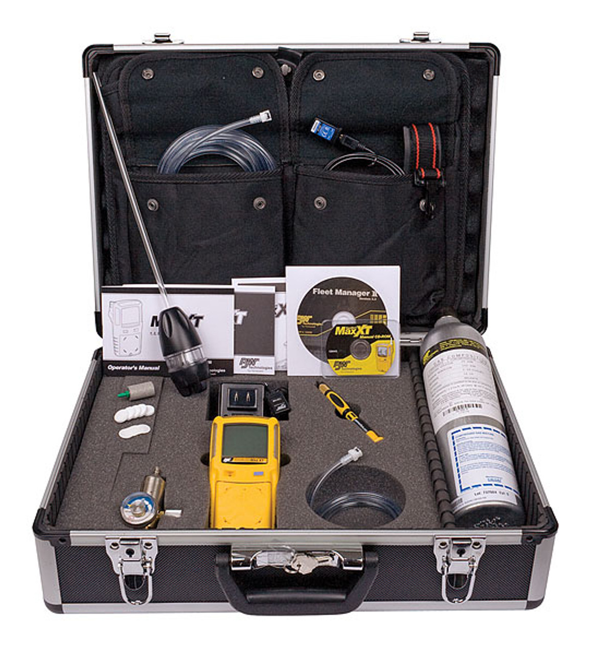 GasAlertMax XT II - Confined Space Kit