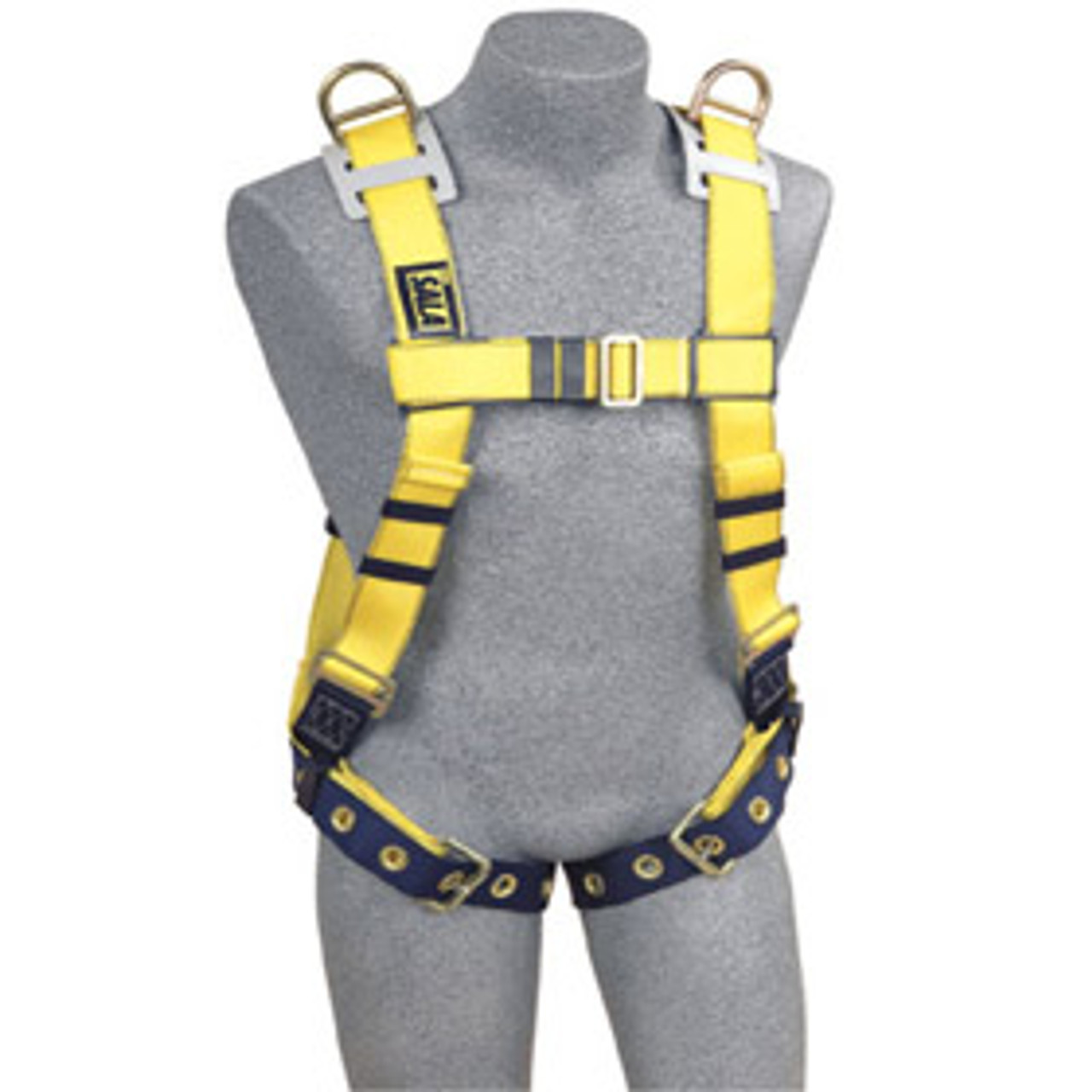 Delta II Vest-Style Harness, Retrieval