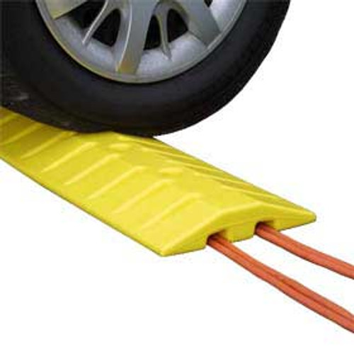 Speed-Bump Dual-Channel w/ 6-foot Cable-Guard
