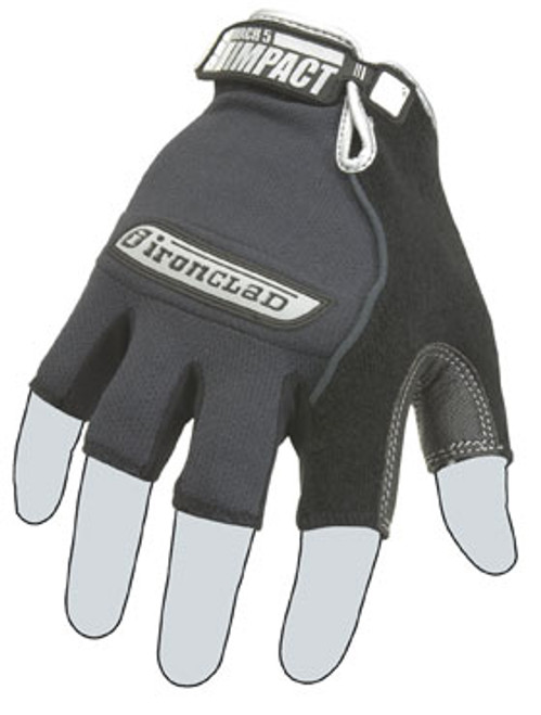 Mach 5 Impact Gloves