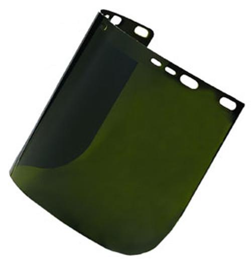 Dark Green Faceshield