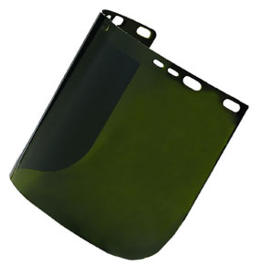 Dark Green Faceshield