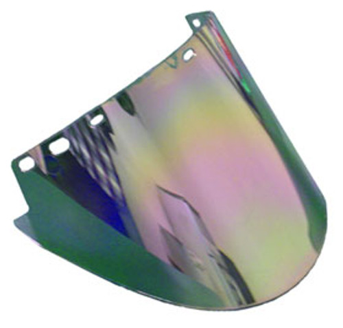 Steel-Mesh Faceshield