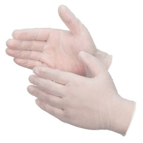 Disposable Vinyl Gloves - Industrial Grade
