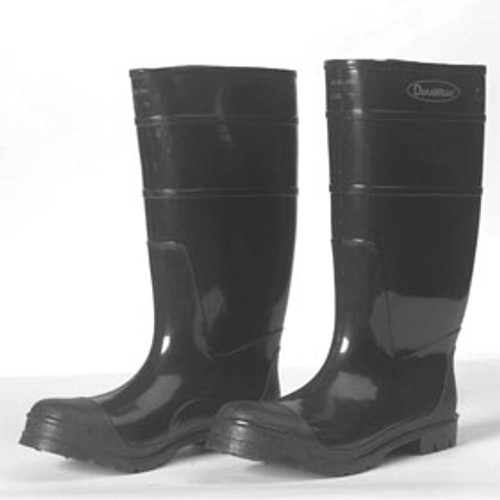 Economy Steel-Toe PVC Knee Boots