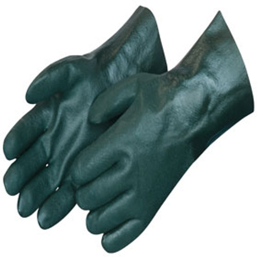 PVC Double-Dipped Gloves