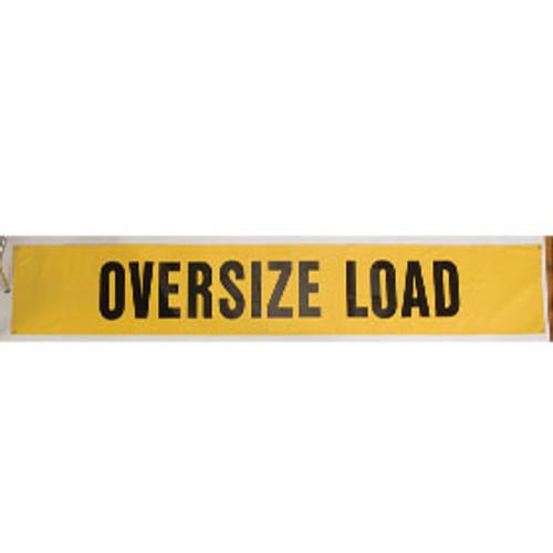 Oversize Load Banner