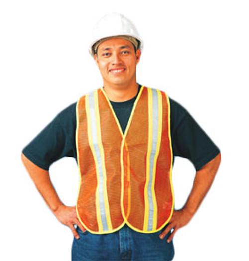 Orange Blaze Safety Vest